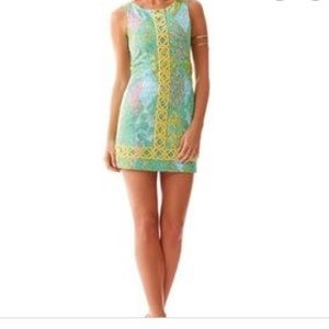 NWT Lilly Pulitzer Mila shift in sun dance 4